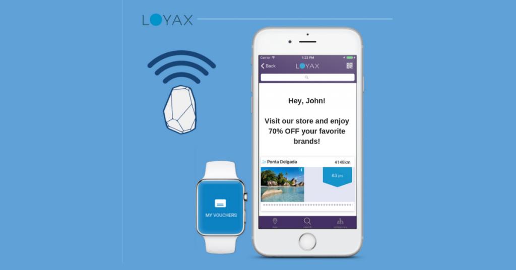 Loyax beacon
